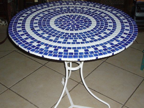 Table Gueridon